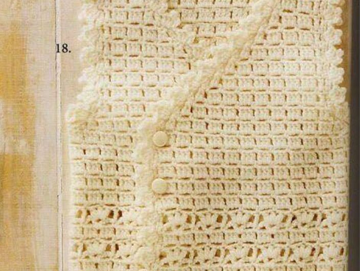 Vest Pattern for Babies